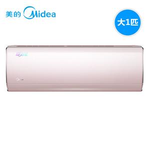 美的(Midea)大1匹 二级能效 全直流变频冷暖空调挂机 KFR-26GW/BP3DN1Y-TA201(B2)