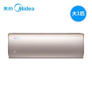 美的(Midea) 空调挂机 壁挂式智能WiFi二级能效 全直流节能变频 冷暖家用舒适星 KFR-26GW/BP3DN1Y-TA200(B2)