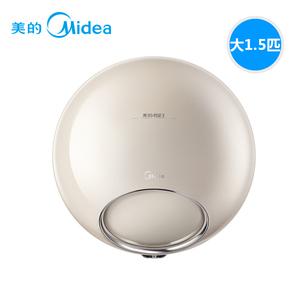美的(Midea) 大1.5匹 空调挂机 壁挂式 一级能效 智能全直流变频 冷暖家用 KFR-35GW/BP3DN8Y-IQ100(B1)