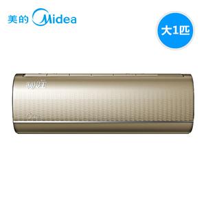 美的(Midea) 空调挂机变频壁挂式空调大1匹 冷暖 制冷王 KFR-26GW/BP3DN8Y-YA100(B1)