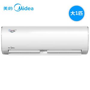 美的(Midea)大1匹 一级能效 全直流变频 冷暖壁挂式空调 冷静星Ⅱ KFR-26GW/BP3DN8Y-PC200(B1)